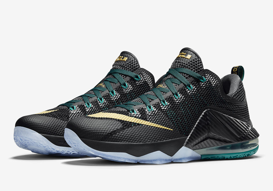 best sneakers fe49f 5ead5 The colorway for this Nike LeBron 12 Low is pretty much self explanatory as  it bares hits of Red White-Blue, representing Team USA which LeBron James  is a ...