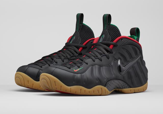 brand new c82c2 8ed21 gucci-nike-air-foamposite-pro-official-images-2 (