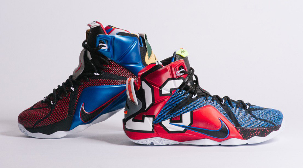 huge discount 3302e 72222 Check-Out-The-Nike-LeBron-12-What-The-