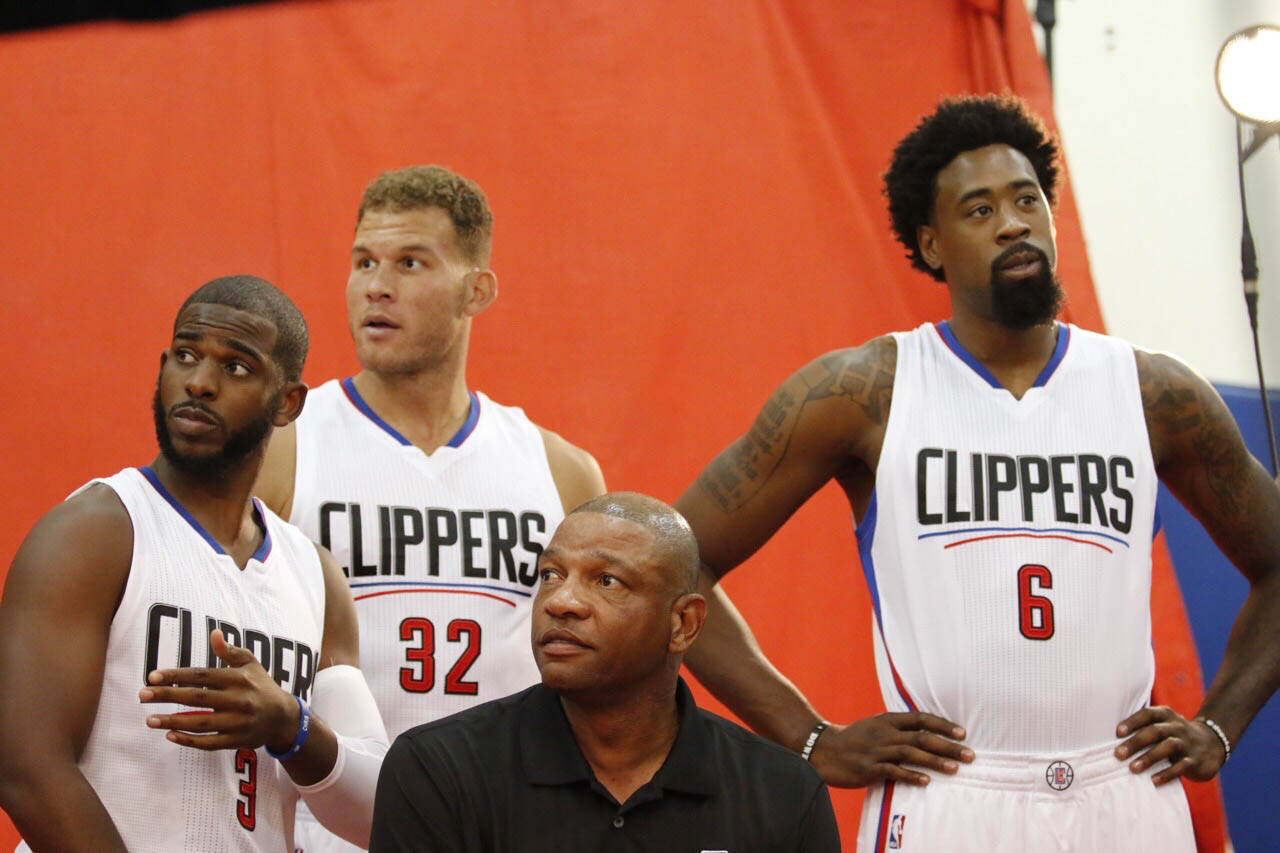Doc Rivers Denies Chris Paul Wanted Trade Because of Griffin
