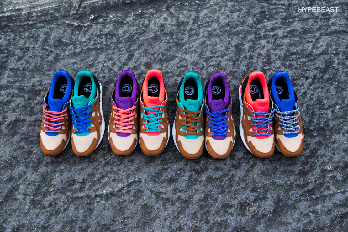 cheap for discount bc314 a9b9e Concepts x ASICS Gel Lyte V 'Mix & Match' Pack | Def Pen
