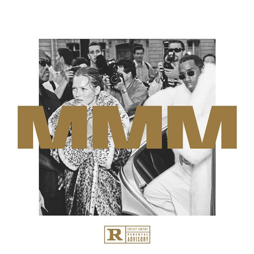 """This CD cover image released by Bad Boy Entertainment/Epic Records shows ?MMM,? the latest release by Puff Daddy. The rapper is planning to """"MMM"""" for free on Wednesday, Nov. 4, 2015. (Annie Leibovitz, Bad Boy Entertainment/Epic Records via AP)"""