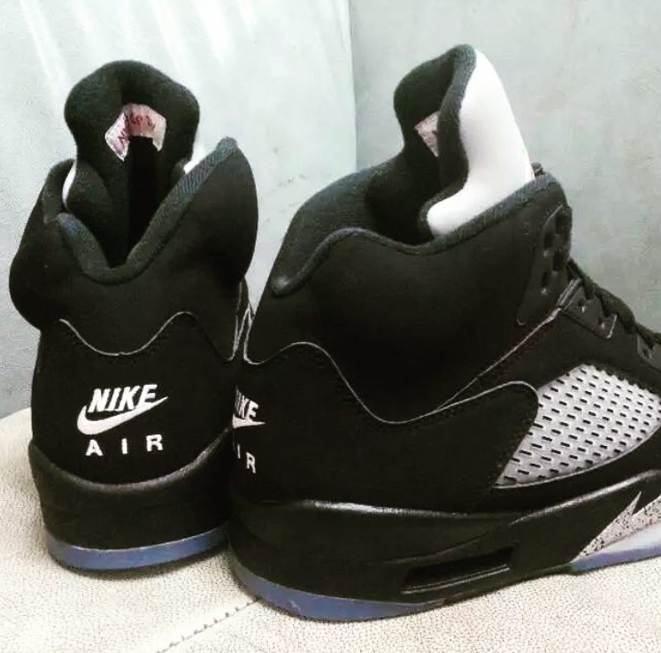 f4868bbcff8d6f Is The Air Jordan 5 Retro  Black Metallic  With Nike Air Returning ...