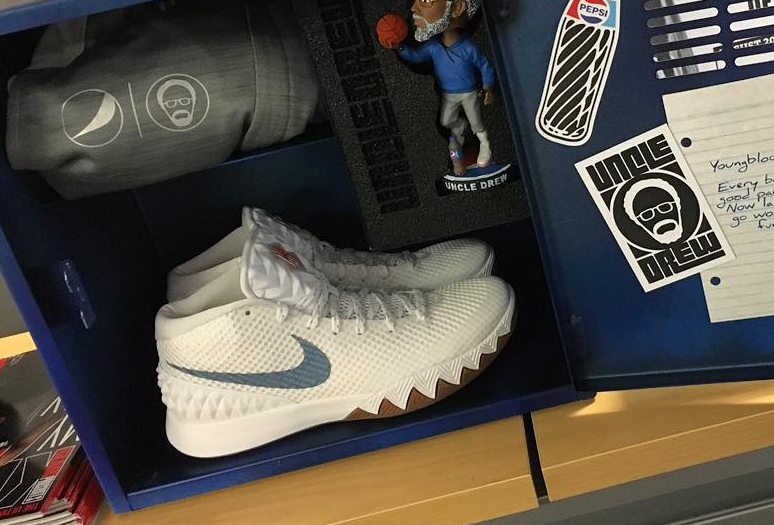 2b12e767235 Pepsi x Nike Kyrie 1  Uncle Drew  Limited To 150 Pairs