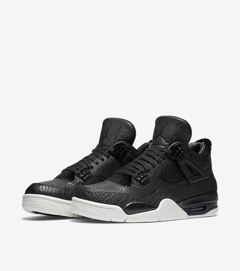 buy popular aac40 680a0 First Class Flight: Air Jordan 4 Retro Premium | Def Pen