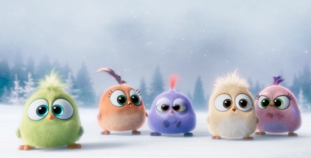 Video: The Hatchlings Of 'The Angry Birds Movie' Try Singing