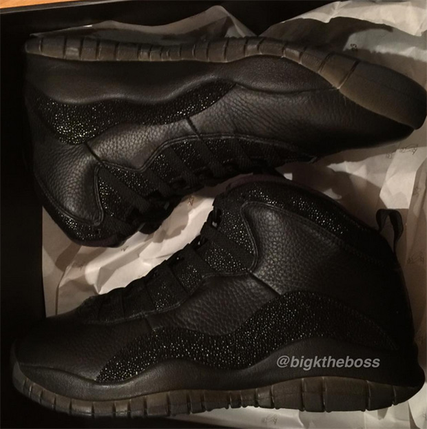 5091d1fb9588 There s A Release Date For The Air Jordan 10 OVO  Black