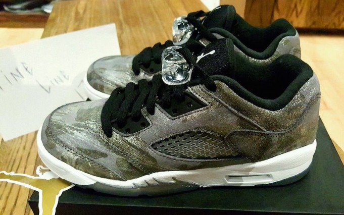 sneakers for cheap 0c476 17552 Kid's Have A Special Air Jordan 5 Low Releasing For All-Star ...