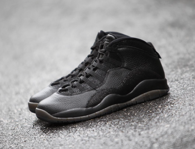 42864feceb0a There s A Release Date For The Air Jordan 10 OVO  Black