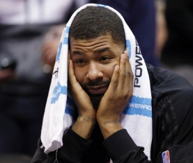 Markieff Morris. (Photo: Jeff Swinger/USA TODAY Sports).