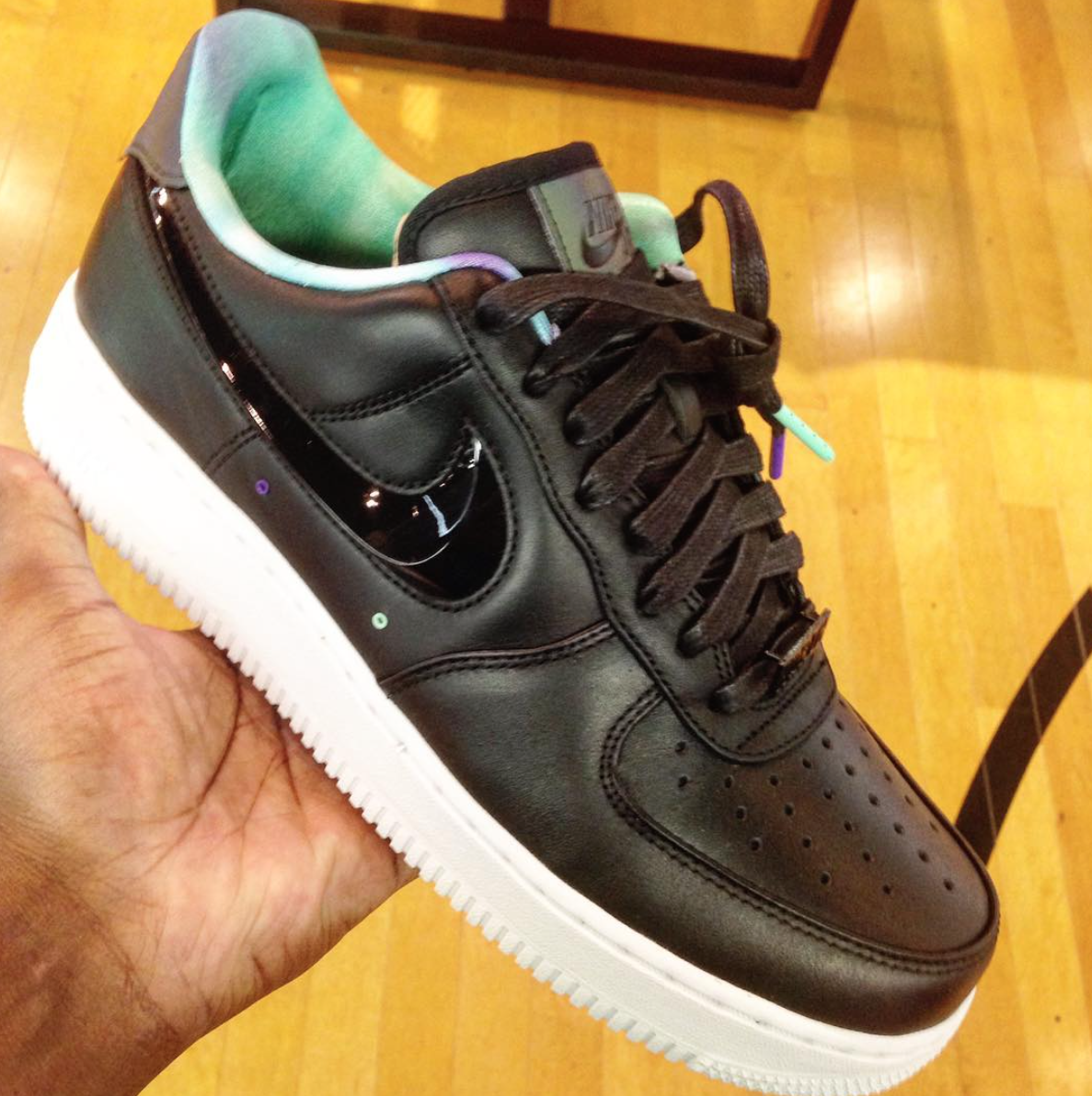 huge discount 13517 3ea2c Nike Air Force 1 Low  Northern Lights  For All-Star Weekend