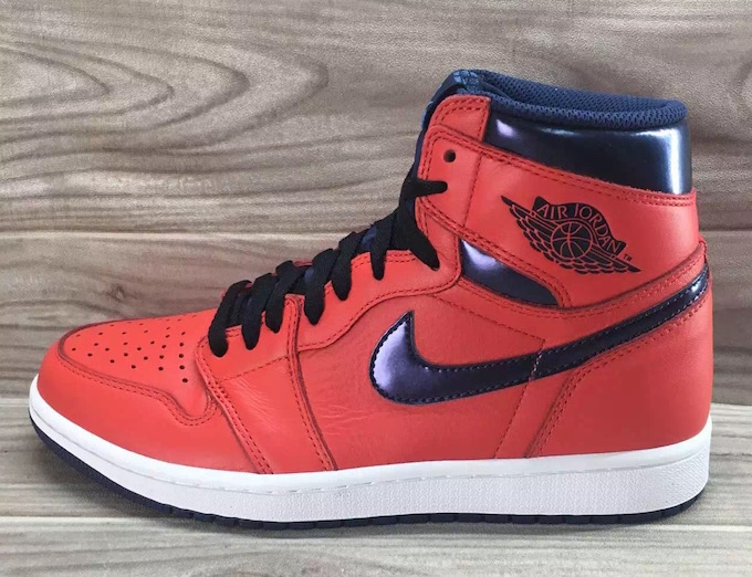 122e7fde2a4c90 More Pictures Of The Air Jordan 1 Retro High OG  David Letterman ...