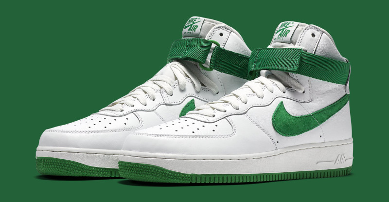 new arrival b8dbe b0d71 nike-air-force-1-high-og-st-pattys-