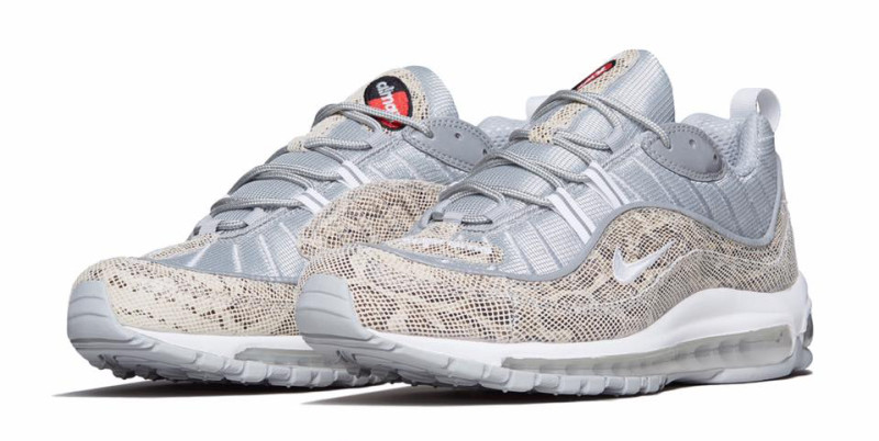 4b8200391a Supreme x Nike Air Max 98 Collaboration Expected To Release Soon ...