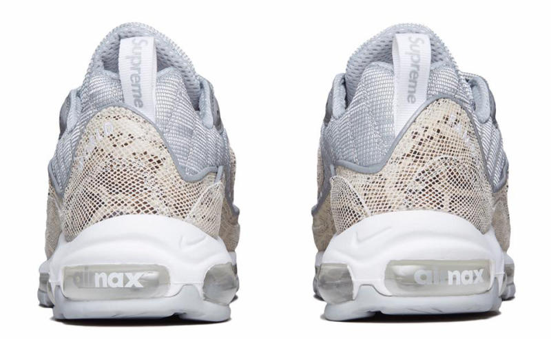 buy online b6f82 a35ac Supreme x Nike Air Max 98 Collaboration Expected To Release ...