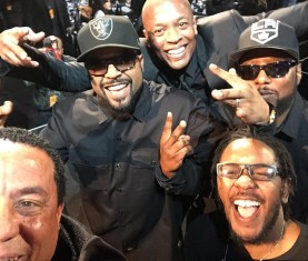 Kendrick Lamar N.W.A. Rock and Roll Hall Of Fame