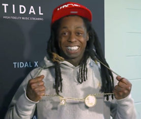 Lil Wayne Key To City