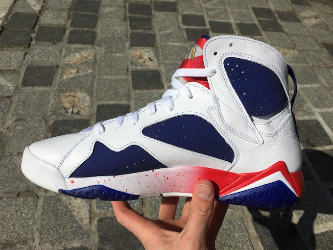 Olympic Retro Detailed 'tinker 7 Alternate' Jordan Has Air Pictures 2D9WHIE