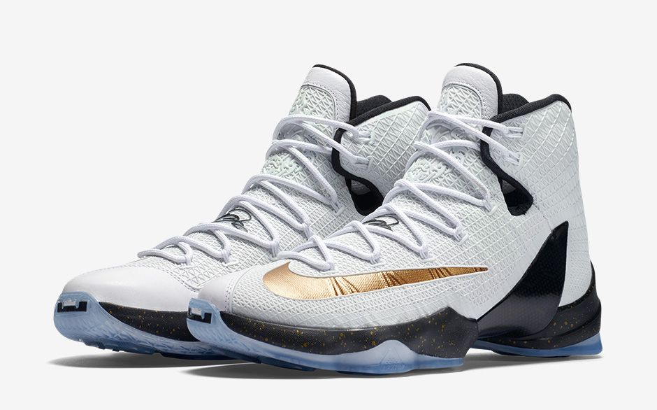 the latest 6d84b f26c7 Nike LeBron 13 Elite  Gold  - Nike Release Details   Def Pen