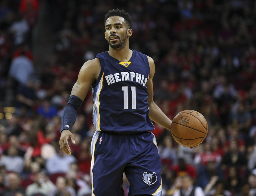 how tall is mike conley