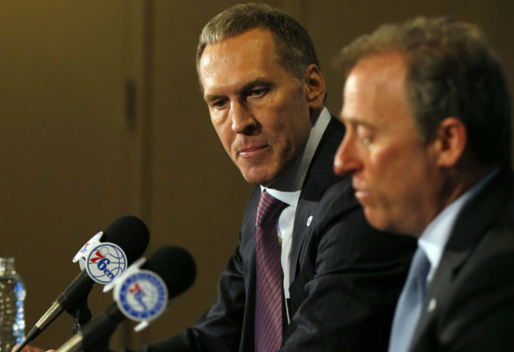 Bryan Colangelo - Yong Kim/philly.com