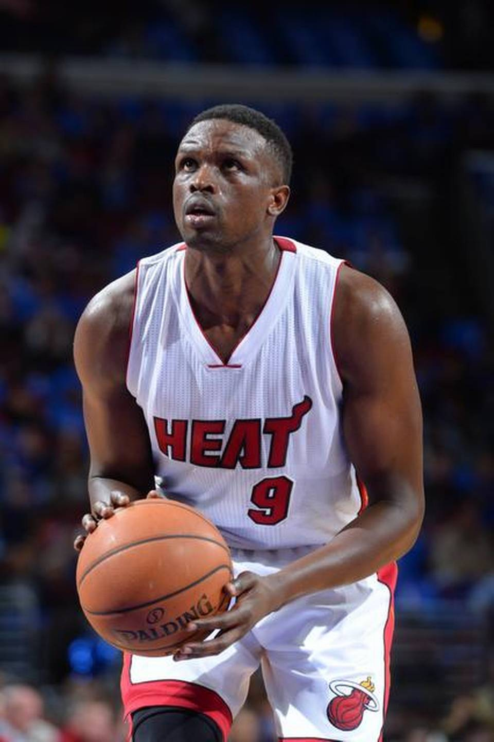 "Pat Riley Heat Will Do ""Everything We Can To Keep"" Luol Deng"