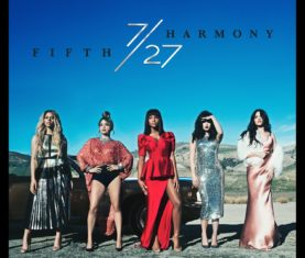 Fifth Harmony 727 Album Cover