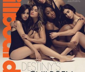 Fifth Harmony Billboard magazine