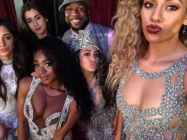 Fifth Harmony Dancing With the stars