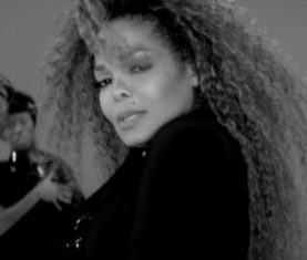 Janet Jackson Dammn Baby Music Video