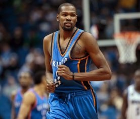 Kevin Durant - Brad Rempel/USA TODAY Sports
