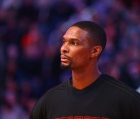 Chris Bosh (Mark J. Rebilas-USA TODAY Sports)