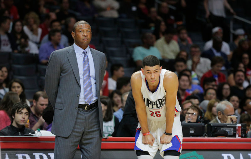 who is austin rivers dad