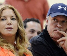 Jeanie Buss and Jim Buss