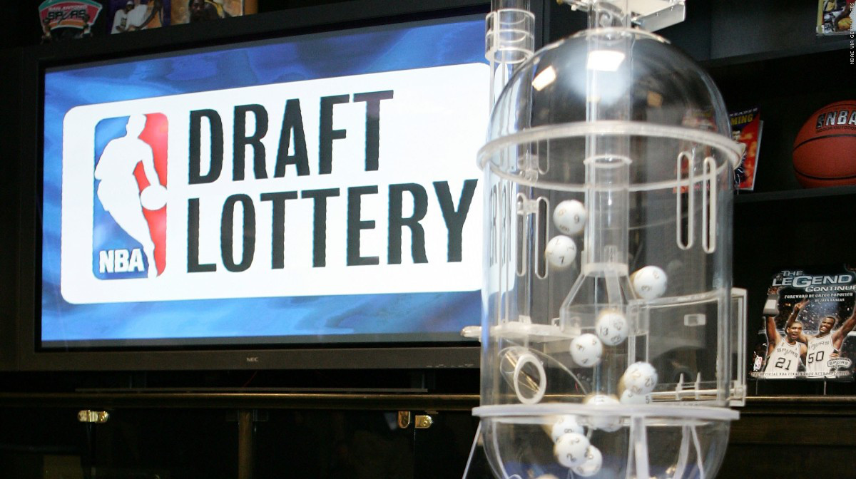 2018 NBA Draft Lottery