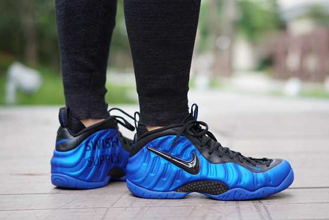 743cd04bd8941 Ben Gordon  Inspired Nike Air Foamposite Pro Detailed Pictures
