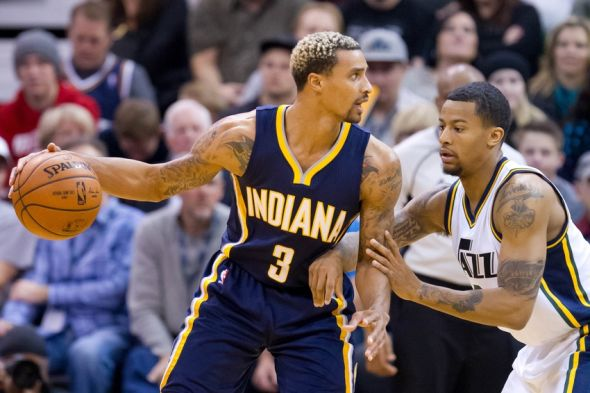 George Hill - Russ Isabella-USA TODAY Sports