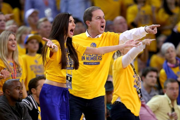 Joe Lacob - EZRA SHAW/GETTY IMAGES