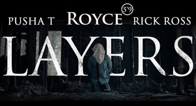 Royce Da 5'9 layers