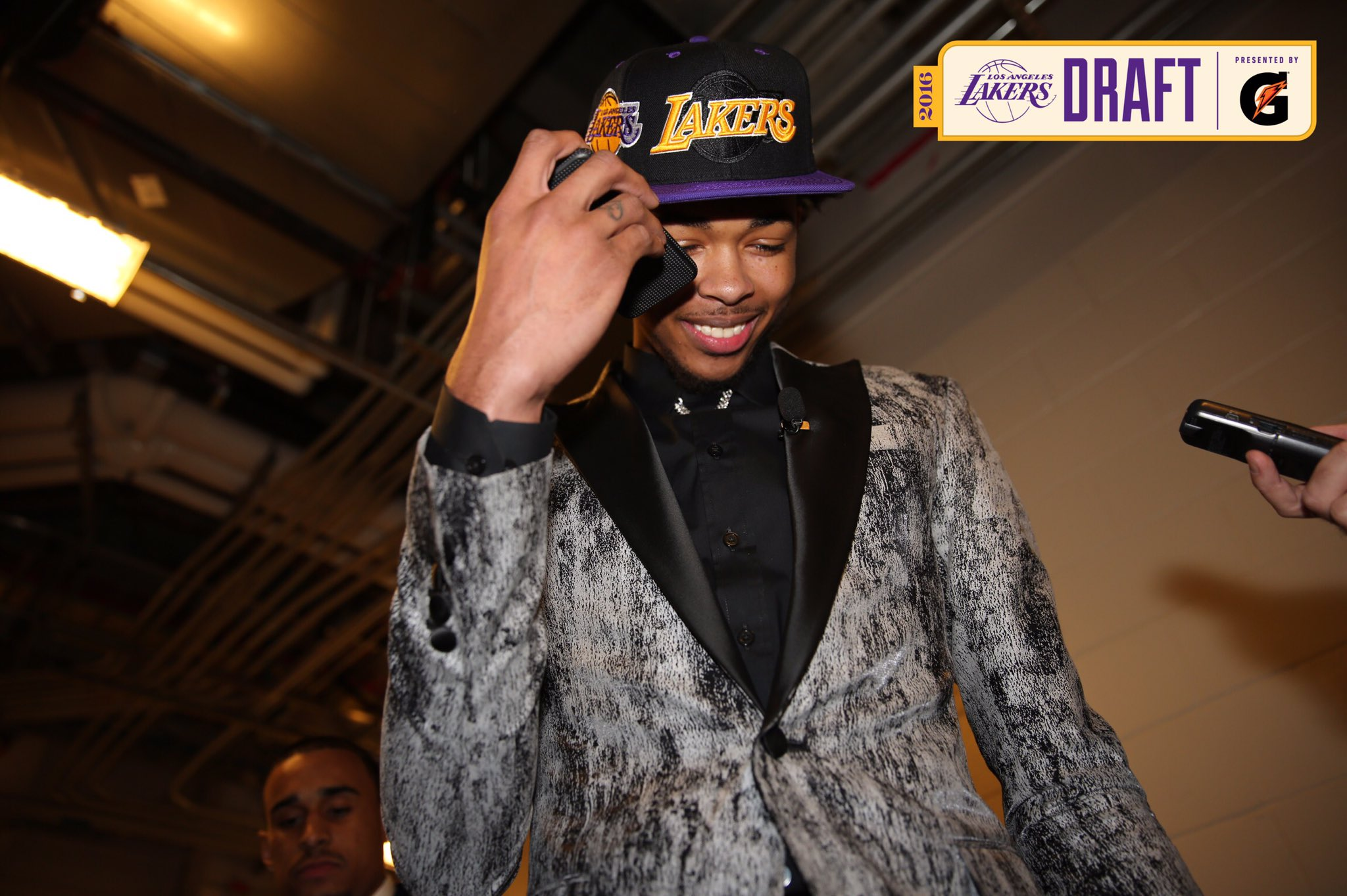Brandon ingram will have a private training session with lakers