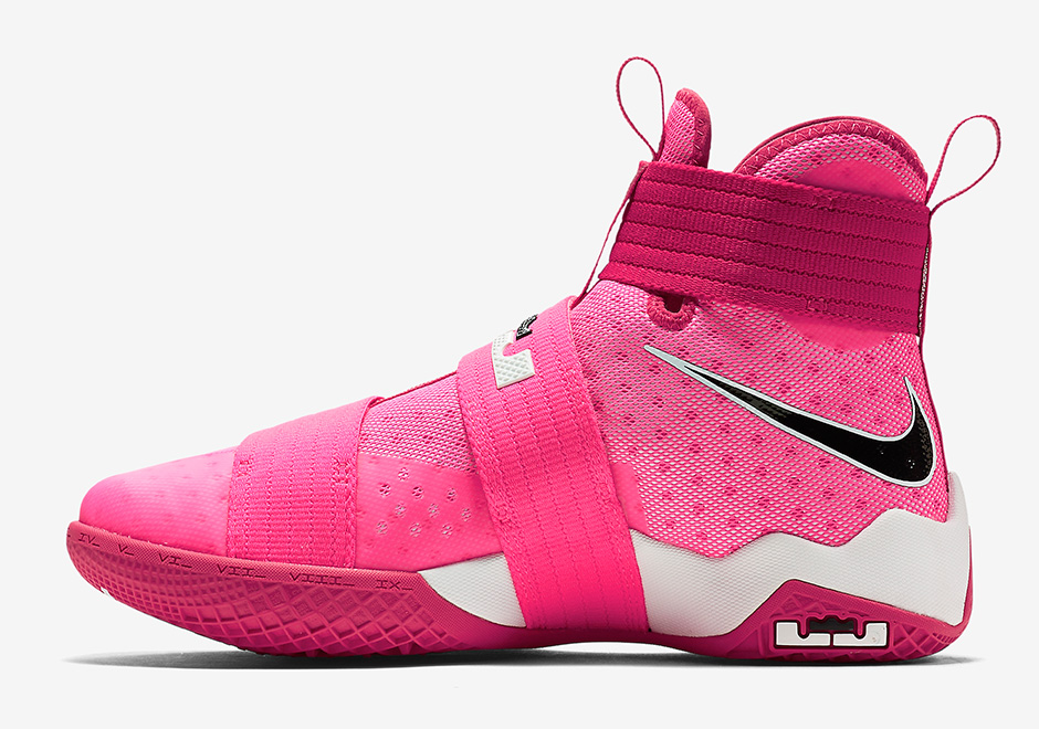 2529ee017347 ... nike-lebron-soldier-10-think-pink-release-date- ...
