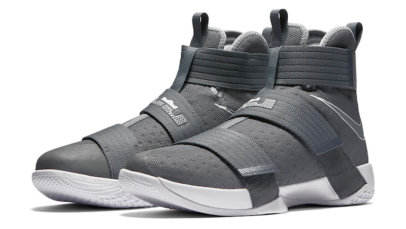 the best attitude d9e74 98632 Nike Zoom LeBron Soldier 10 'Cool Grey' | Def Pen