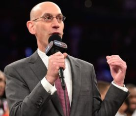 Adam Silver - Bob Donnan, USA TODAY Sports
