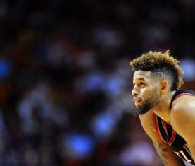 Allen Crabbe - Robert Duyos-USA TODAY Sports