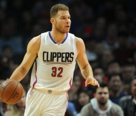 Blake Griffin - Gary A. Vasquez/USA TODAY Sports
