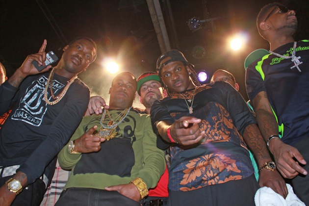 DJ Drama Meek Mill Pusha T Boyz In The Hood