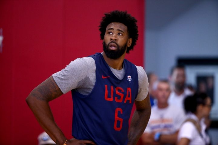 DeAndre Jordan - Nathaniel S. Butler/NBAE via Getty Images