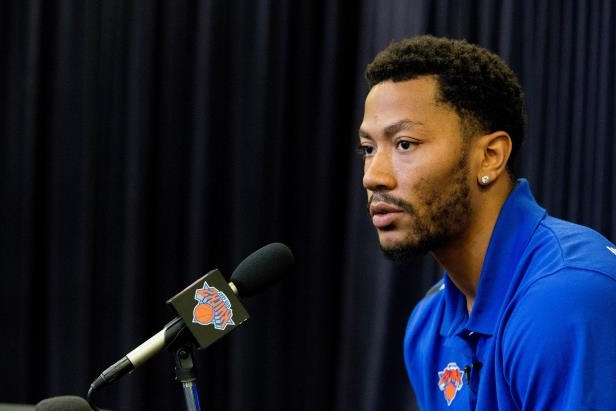 Derrick Rose - Mary Altaffer/AP Photo