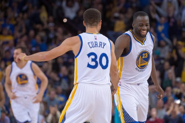 Draymond Green - Kyle Terada-USA TODAY Sports