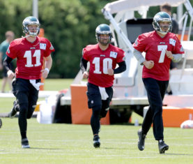 Eagles Training Camp 2016